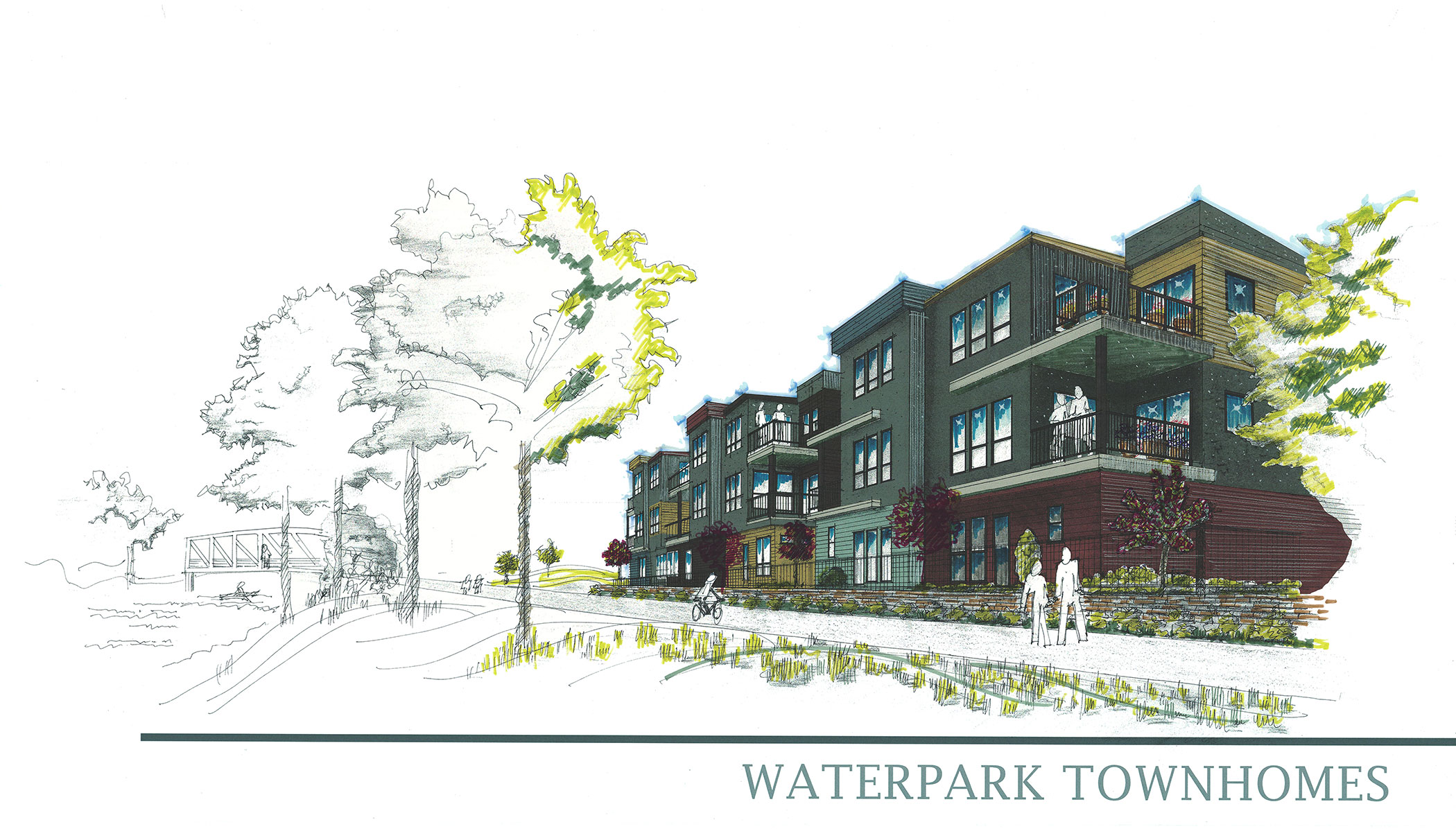 Waterpark-Townhomes-river
